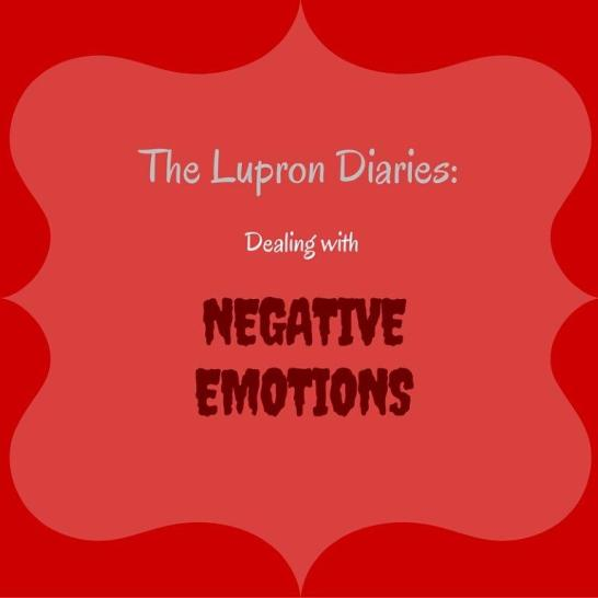 The Lupron Diaries- (1)